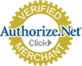 Authorize.net secured transactions