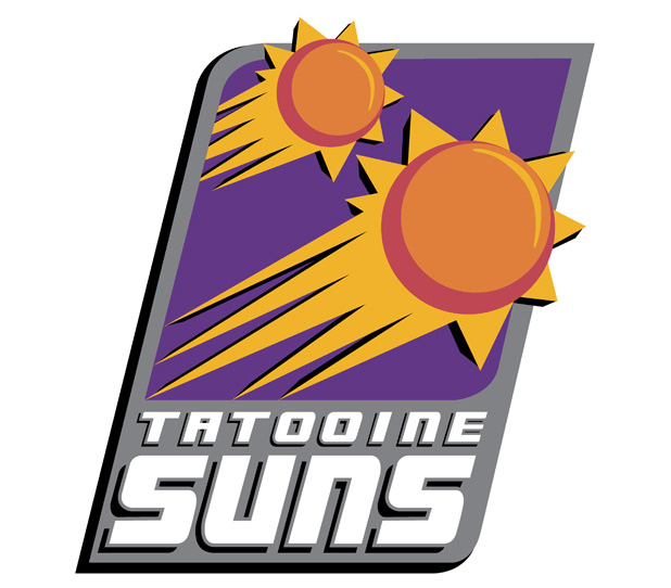 Twin Tatooine Suns