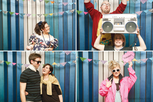 Not Your Average Birthday Party Ideas - 80s Party