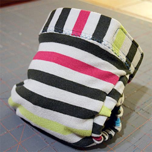 T-Shirt Diaper Cover