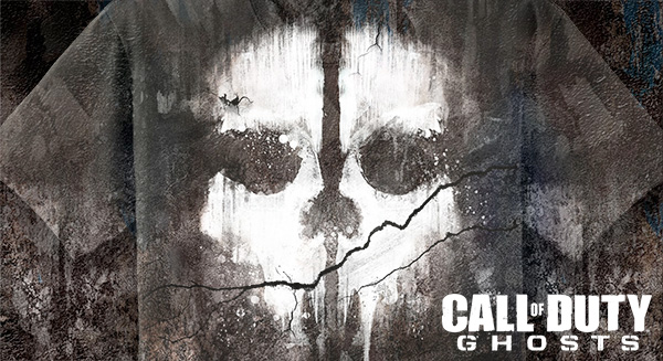 5 Ways Call of Duty: Ghosts Strategy Helps Your T-shirt Line