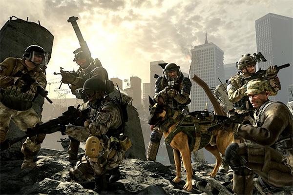 Call of Duty: Ghosts - Screenshot 01