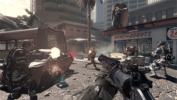 Call of Duty: Ghosts - Screenshot 05