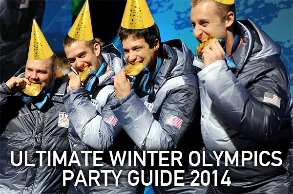 Ultimate Winter Olympics Party Guide