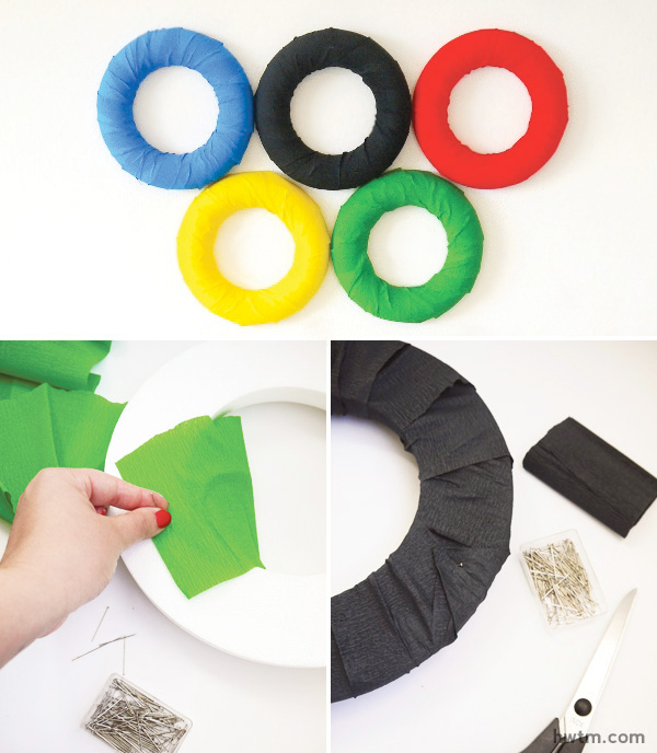 Olympic Wall Rings