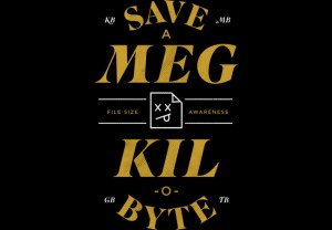 save a meg, kil o byte