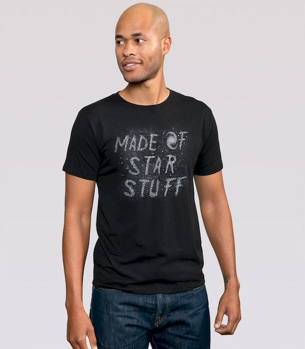 Typography: Made Of Star Stuff