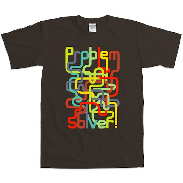 Typography: Problem Solver Typographic Maze