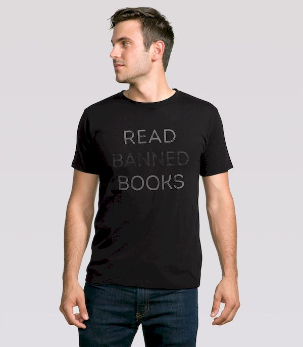 Typography: Read Banned Books