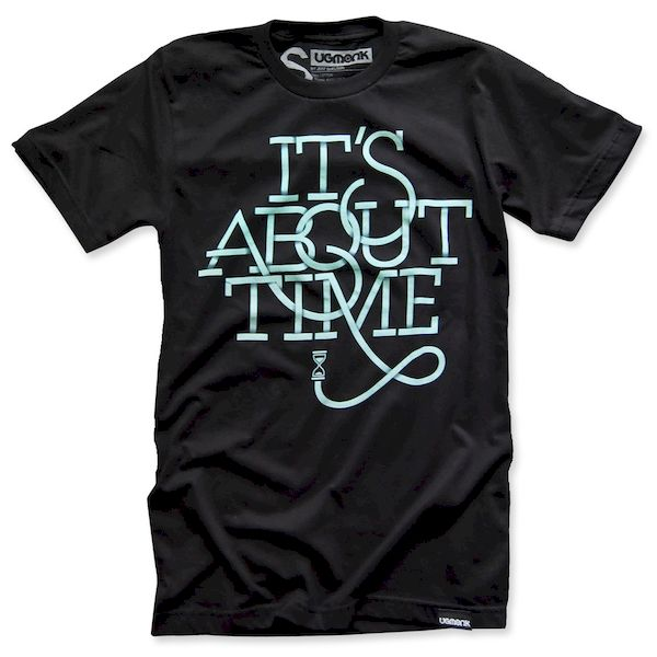Typography: It's About Time
