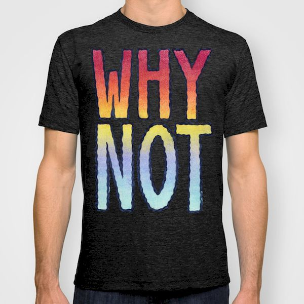 Typography: Why Not Rainbow Colored