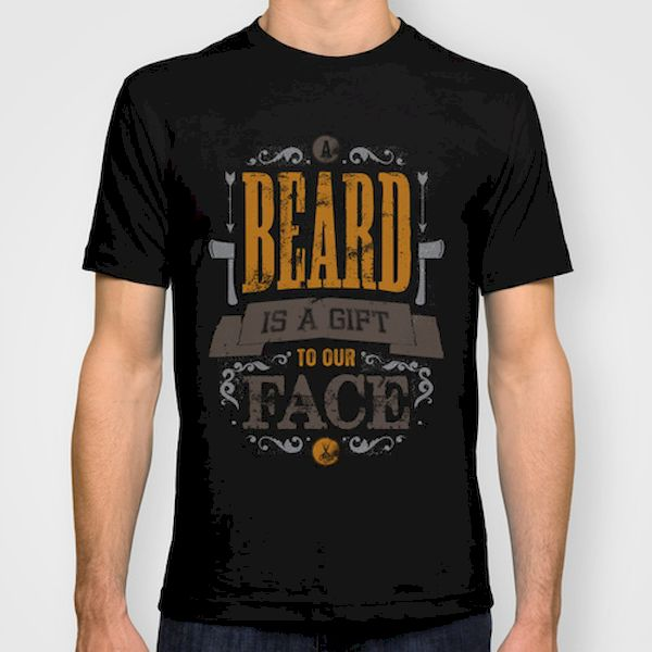 Typography: Praising Beards As A Gift