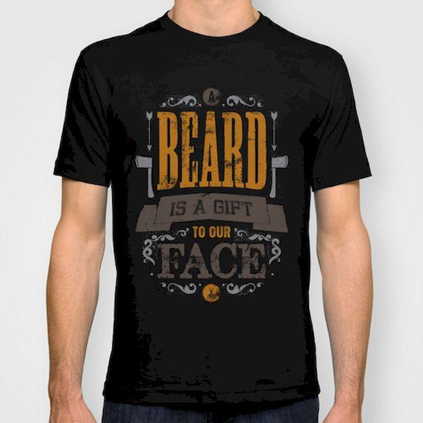 Typography: Praising Beards As A Gift