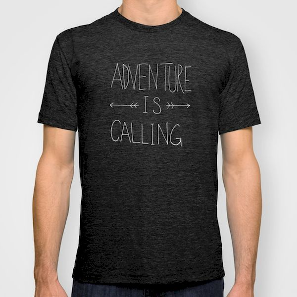 Typography: Adventure Is Calling