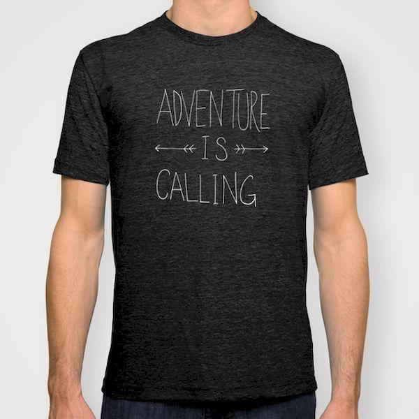Typography: Adventure Is Calling