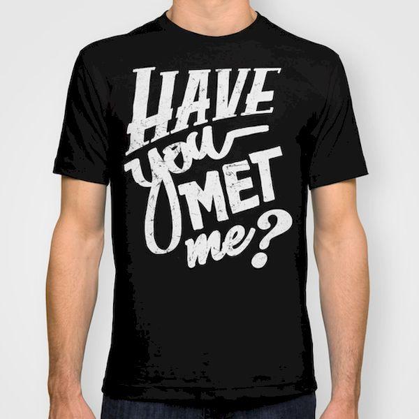 Typography: Have You MET Me?