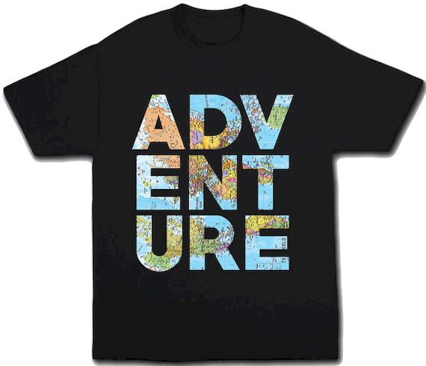 Typography: Global Adventure