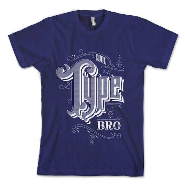 Typography: Cool Type BRO