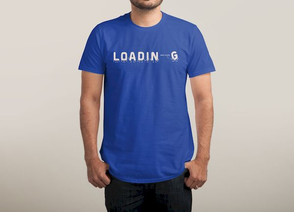 Typography: Loading