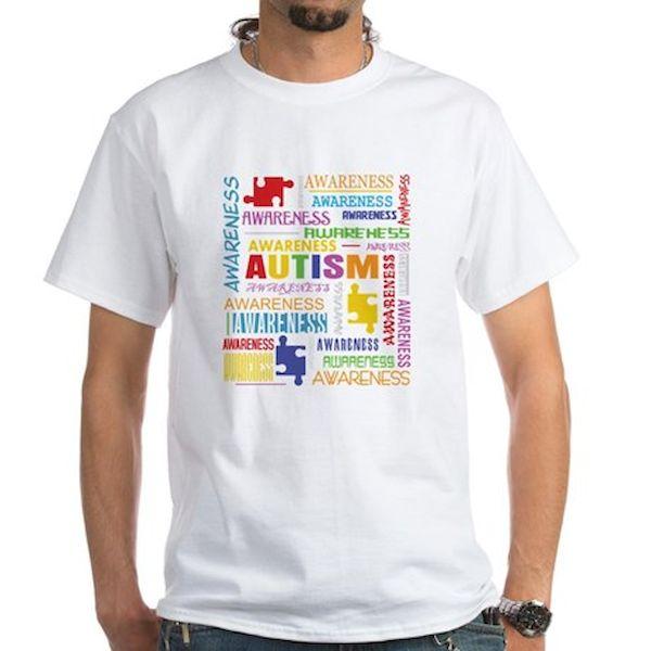 Typography: Autism Awareness Design