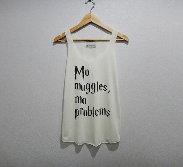 Typography: Mo Muggles, Mo Problems