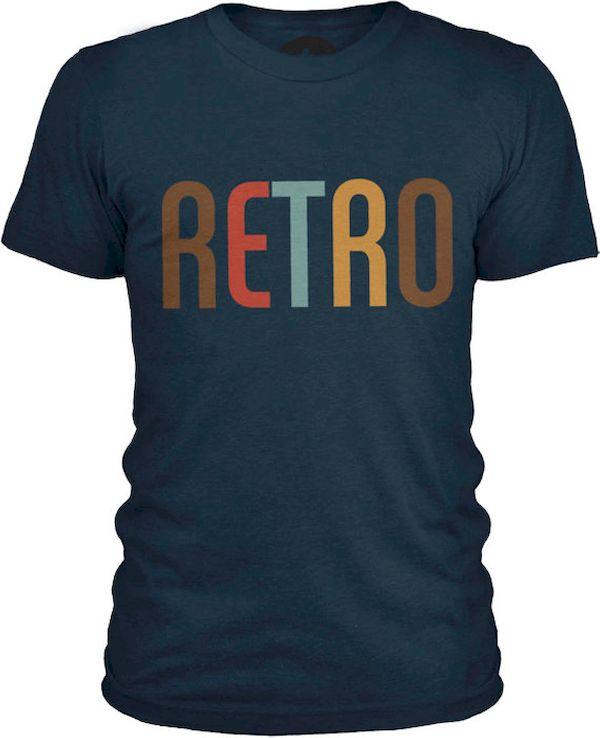 Typography: Retro Two