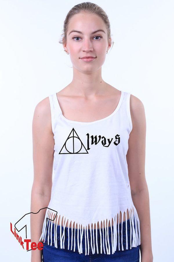 Typography: Always Harry Potter