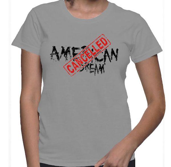 Typography: The Dead American Dream