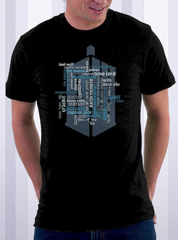 Typography: Typographic TARDIS
