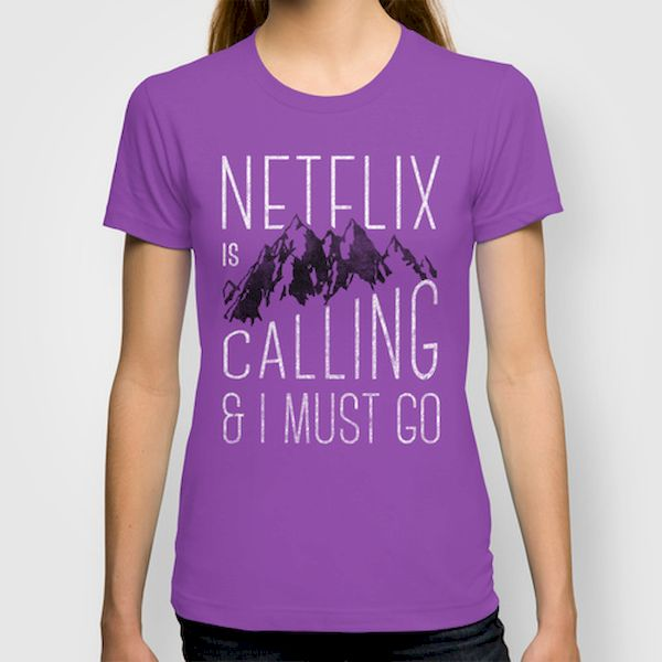 Typography: The Call Of Netflix
