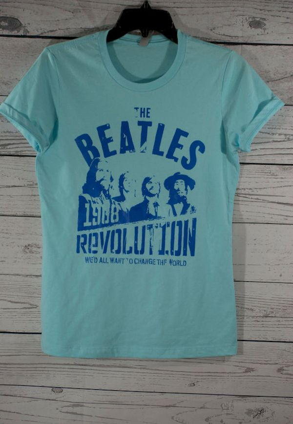 Typography: Beatles Revolution