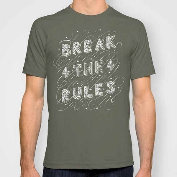 Typography: Break The Rules