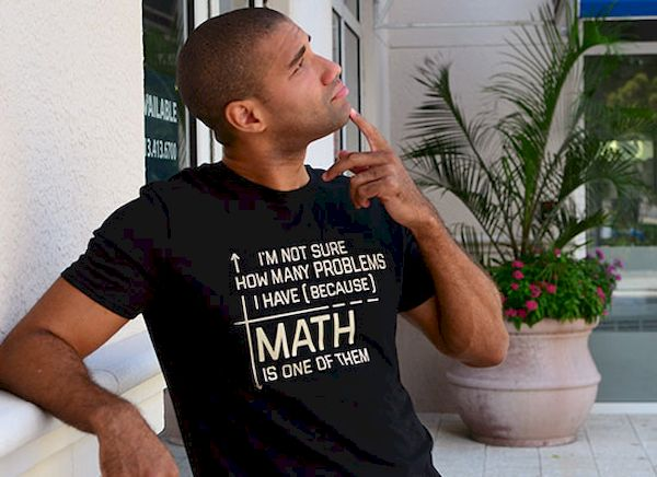 Typography: Math Is A Problem