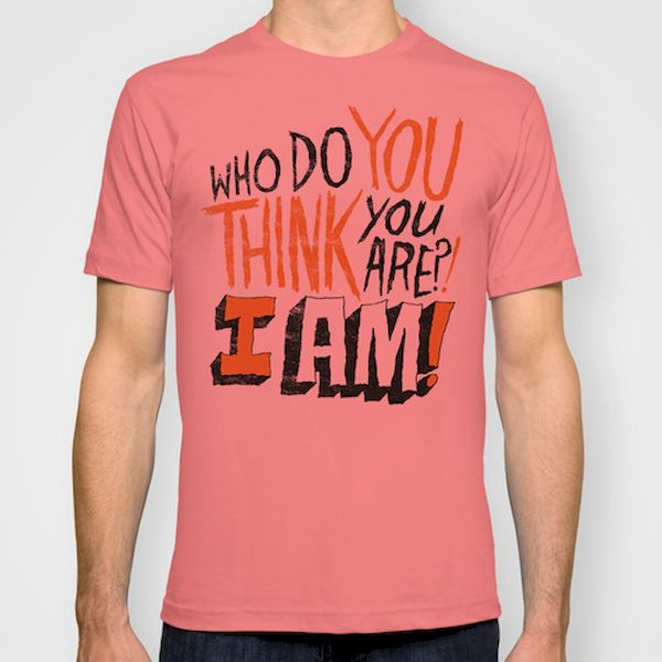 Typography: Who Do You Think I Am?