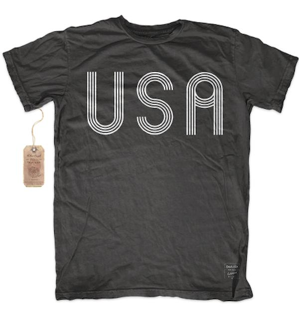 Typography: USA