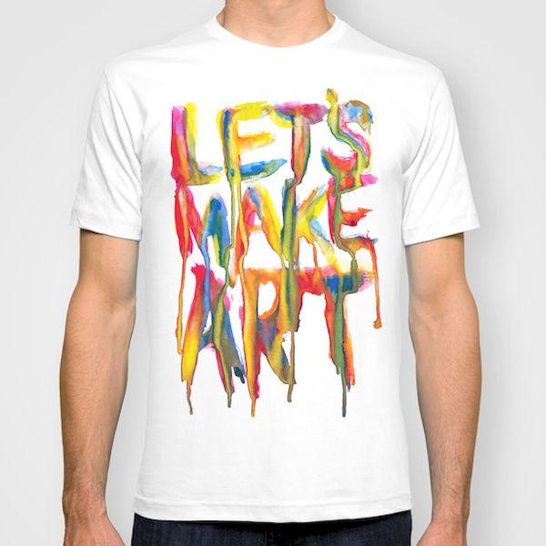 Typography: Let's Make Art
