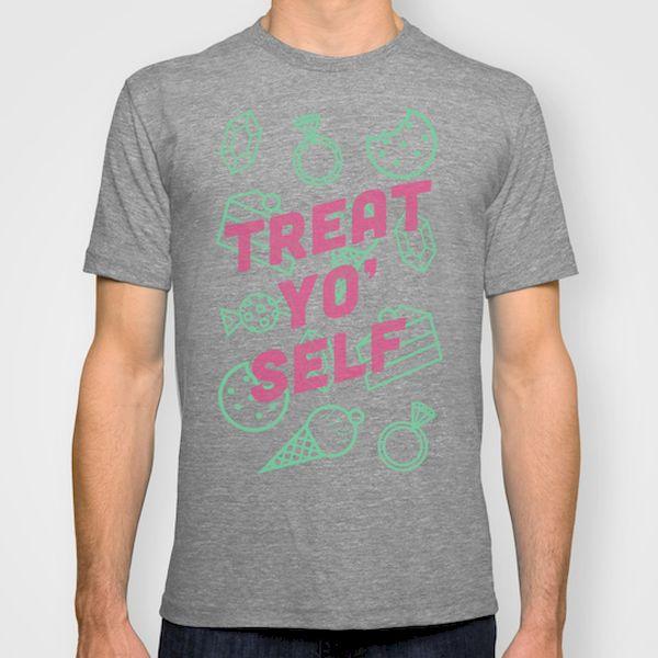 Typography: Treat Yo' Self