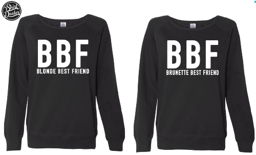 82344a3ee2 99 Best Friend Hoodies and Sweaters