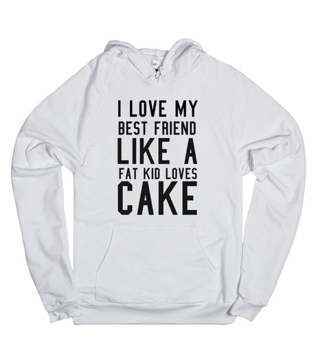 99 Best Friend Hoodies and Sweaters |The BlueCotton Blog