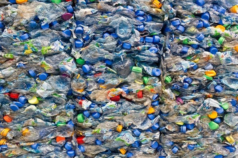 plastic-trash-bottles