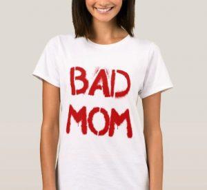 Bad Mom Joke Shirt