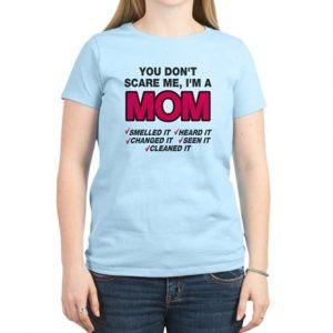 I'm a Mom Funny T Shirt