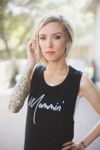 Mommin' Muscle Shirt